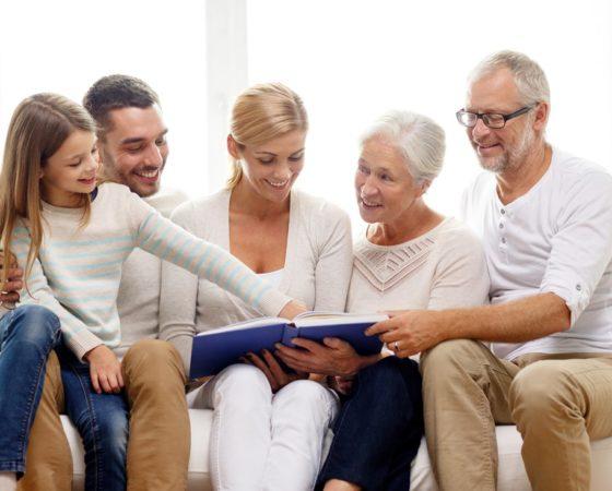 Rodzina i przyjaciele